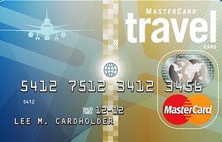 Mastercard Travel Card