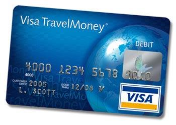 Visa Travel Money