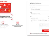 Cartão Santander Free Solicitar