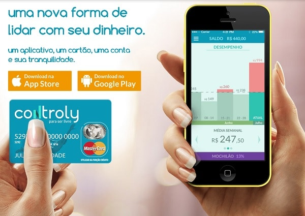 Controly aplicativo