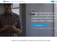 Paypal conta de banco verificada