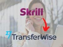 Skrill para Transferwise